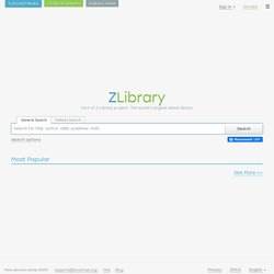 Electronic library. Download books free. Finding books