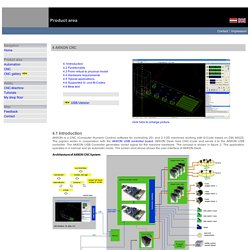 Gerhard online - CNC, electronic and programming projects