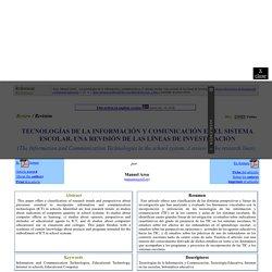 RELIEVE: Revista ELectrónica de Investigación y EValuación Educativa
