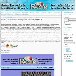 Revista Electrónica de Investigación y Docencia (REID)