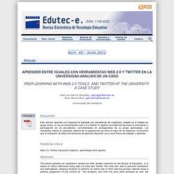 Edutec-e. Revista Electrónica de Tecnología Educativa