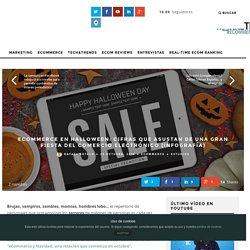 eCommerce en Halloween: cifras que asustan de una gran fiesta del comercio electrónico (Infografía) - Marketing 4 Ecommerce - Tu revista de marketing online para e-commerce