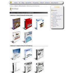 Ebooks, Libros electrónicos y Videotutoriales gratis para descargar