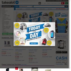 TAKEALOT.com Online Shopping - Buy Movies, Games, Electronics, Toys, Books, Beauty Products, Music, Home and Kitchen Appliances and More online in South Africa