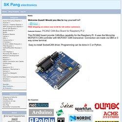 SK Pang Electronics, Arduino, Sparkfun, GPS, GSM