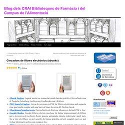 Cercadors de llibres electrònics (ebooks) « Bloc de Farmàcia / Pharmacy Blog
