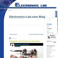 Electronics-Lab.com Blog » synthesizer.url