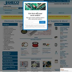Electronics - Electronic Components Distributor