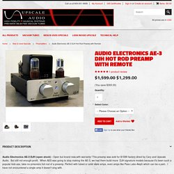 Audio Electronics AE-3 DJH