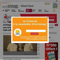 Archivage électronique : les conditions pour qu'une copie numérique soit présumée fiable enfin posées