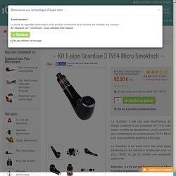 Acheter pipe électronique Guardian 3 WV de chez Smoktech