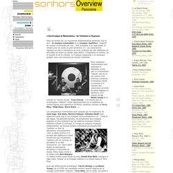 Electronique et Musiques minimalistes, répétitives