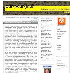 Livre électronique : les retards français persistent