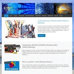 Site du Club de Robotique et d'Electronique Programmable de Ploemeur.