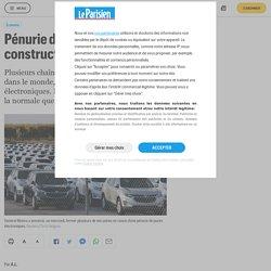Pénurie de puces électroniques, les constructeurs automobiles en panne - Le Parisien