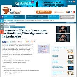 Ressources Electroniques pour les Etudiants, l'Enseignement et la Recherche