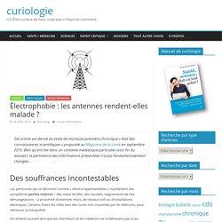 Électrophobie : les antennes rendent-elles malade?
