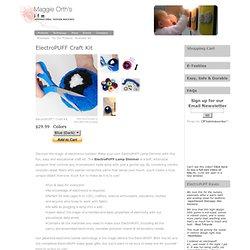 ElectroPUFF Craft Kit