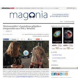 'Electrosensibles': el periodismo gilipollas e irresponsable une a TVE y 'Rebelión'
