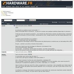 Electrovanne - Divers - Hardware - Périphériques
