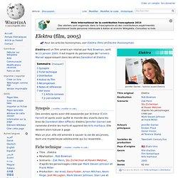 Elektra (film, 2005)
