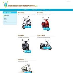 Elektrische Scooter Winkel