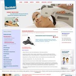 BECHTOLD CO. - elektrochirurgia,lancetron,diatermia,dermatoskopy,dermlite,aparaty do kriochirurgii