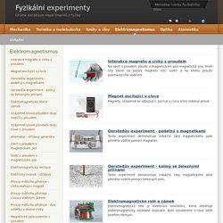 Fyzikální experimenty