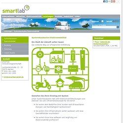 smartlab: Systembaukasten Elektromobilität