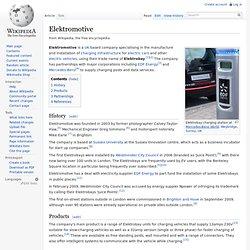 Elektromotive