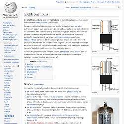 Elektronenbuis