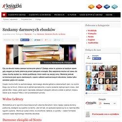 Eksiazki.az.pl - książki elektroniczne, darmowe ebooki, audiobooki