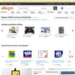 Zapper Elektroniczny Antybiotyk (5656187529)