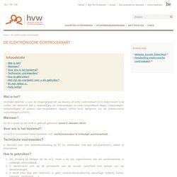 Elektronische Werkloosheidskaart