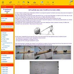 le site de l'école élémentaire Pringolliet - Sciences - Les leviers