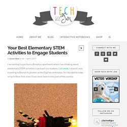 Your Best Elementary STEM Activities to Engage Students - Tech With Jen