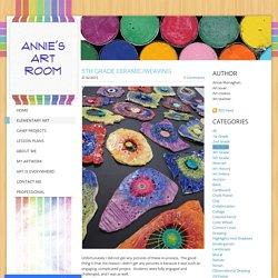Elementary Art Lessons - Annie Monaghan's Art Room