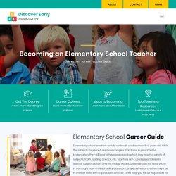 Elementary School Teacher - Requirements, Careers, Salary and Job Duties