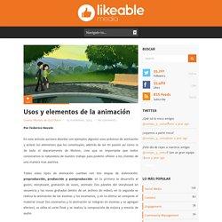 Usos y elementos de la animación - Likeable MéxicoLikeable México