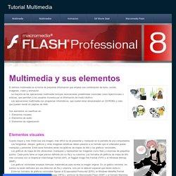 Elementos de la Multimedia - Tutorial Multimedia