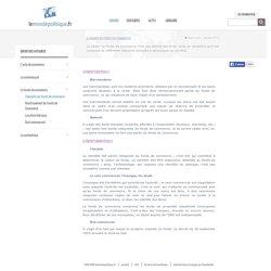 Eléments du fonds de commerce