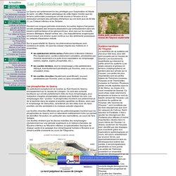 Eléments géologiques du site de Cahors