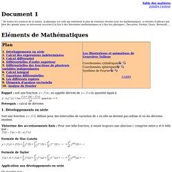 Eléments de Mathématiques