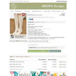 Eleonora - Longues chaussettes ajourées Drops