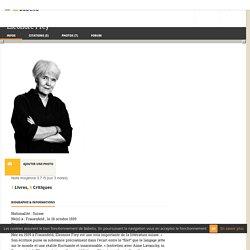 FREY Éléonore (auteur de En route vers Okhotsk)