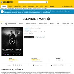 Elephant Man - film 1980