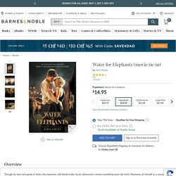 Water for Elephants, Sara Gruen, (9781565125858) NOOKbook (eBook) - Barnes & Noble