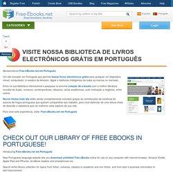 Livros eletrônicos grátis em Portuguê - Free Portuguese eBooks.