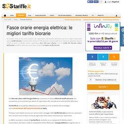 Fasce orarie energia elettrica: le migliori tariffe biorarie » News - Confronto Tariffe Telefoniche