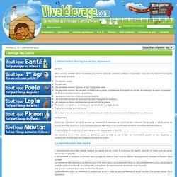 L'élevage des lapins - www.vivelelevage.com